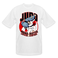 T-Shirts ~ Men's Tall T-Shirt ~ Judo Highs Matter