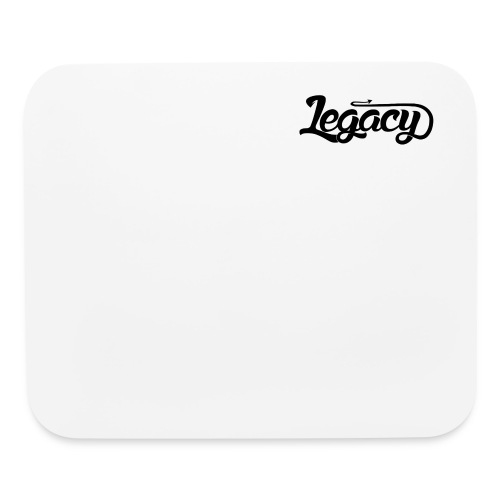 Clean Legacy Logo Mouse Pad! - Mouse pad Horizontal