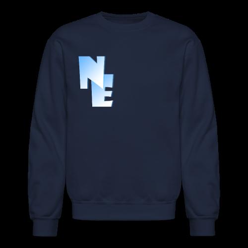 Crewneck Sweatshirt - Nippy Eskimo Logo - Crewneck Sweatshirt
