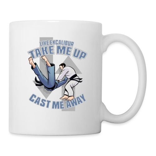 Like Excalibur - Coffee/Tea Mug
