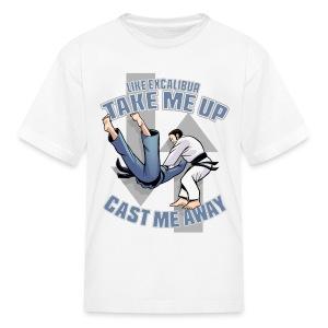 Like Excalibur  - Kids' T-Shirt