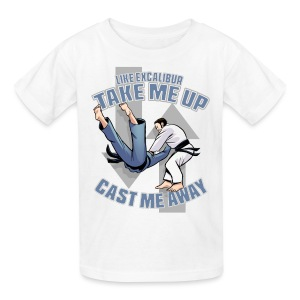 Like Excalibur  - Kids' T-Shirt