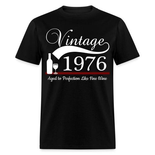 40th Birthday - Born in 1976 - Men's T-Shirt
