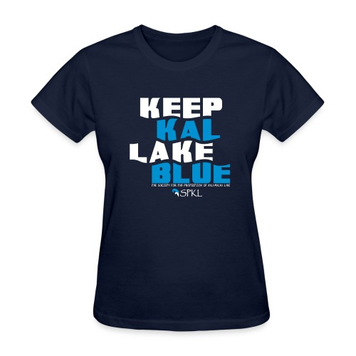 Keep Kal Lake Blue Women's T-Shirt - Women's T-Shirt