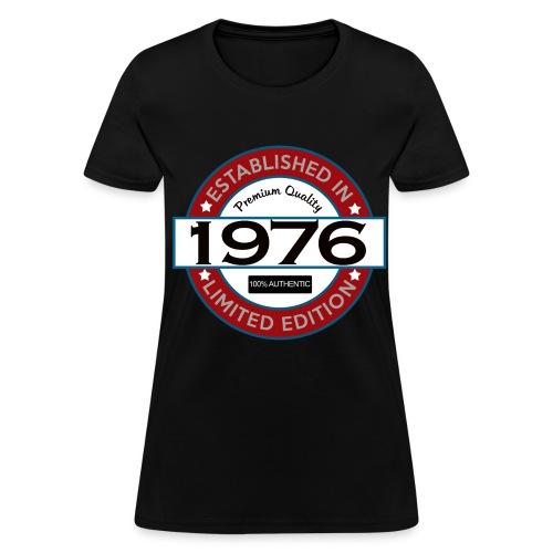 1976 Birthday Shirt - Women's T-Shirt