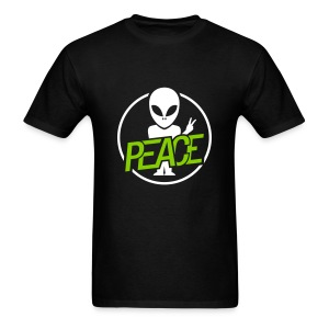 Grey Peace - Men's T-Shirt