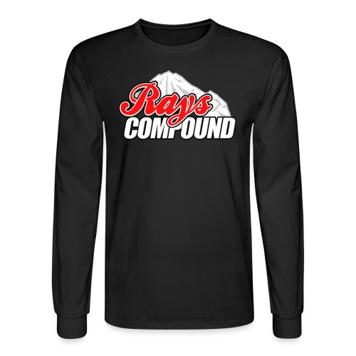 Men's Rays Compound Long Sleeve - Men's Long Sleeve T-Shirt