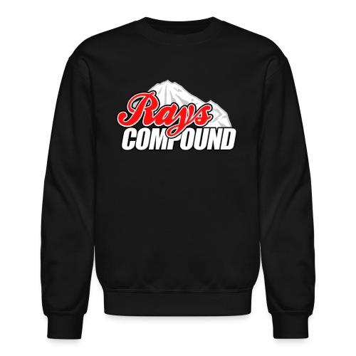 Men's Rays Compound Sweatshirt - Crewneck Sweatshirt
