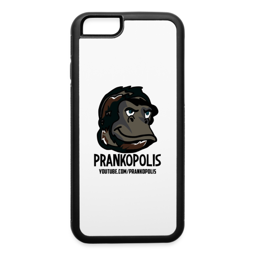 iPhone 6/6s Prankopolis Rubber Case - iPhone 6/6s Rubber Case