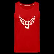Sportswear ~ Men's Premium Tank ~ Gordie Wings
