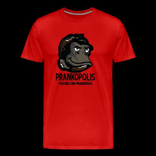 Men's Prankopolis Premium T-Shirt - Men's Premium T-Shirt