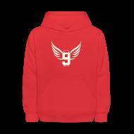 Sweatshirts ~ Kids' Hoodie ~ Gordie Wings