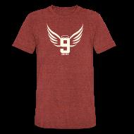 T-Shirts ~ Unisex Tri-Blend T-Shirt ~ Gordie Wings