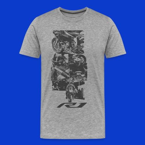 WE_R1  - Men's Premium T-Shirt
