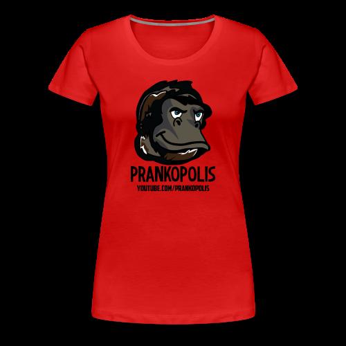 Women's Prankopolis Premium T-Shirt - Women's Premium T-Shirt