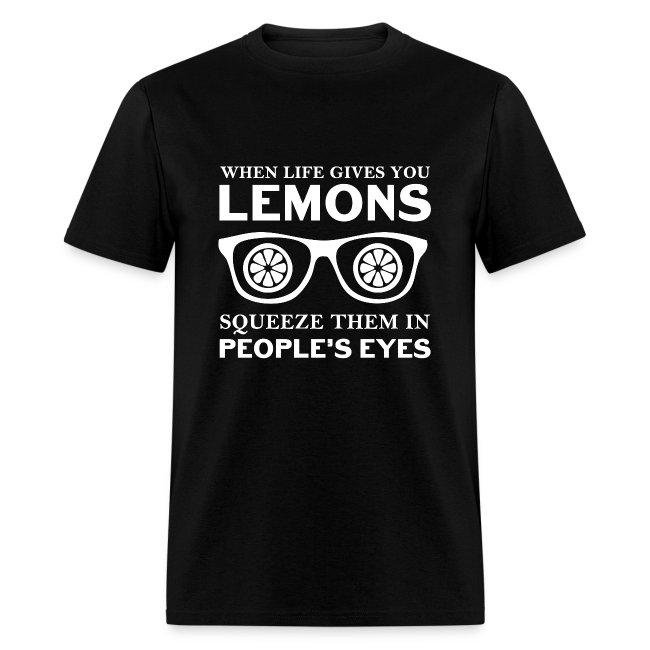 Life Lemons Men's T-Shirt