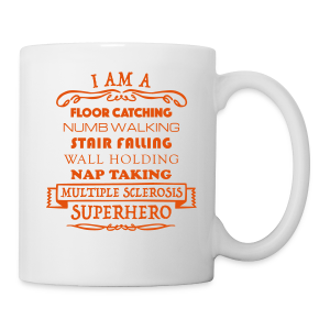 I Am A Superhero - Ceramic Mug - Coffee/Tea Mug