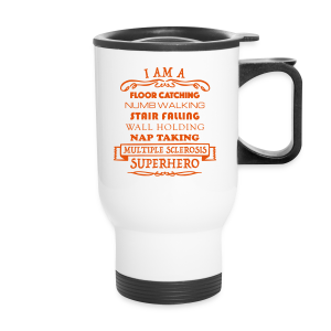 I Am A Superhero - Travel Mug - Travel Mug
