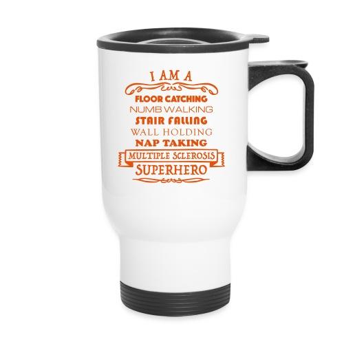I Am A Superhero - Travel Mug - Travel Mug