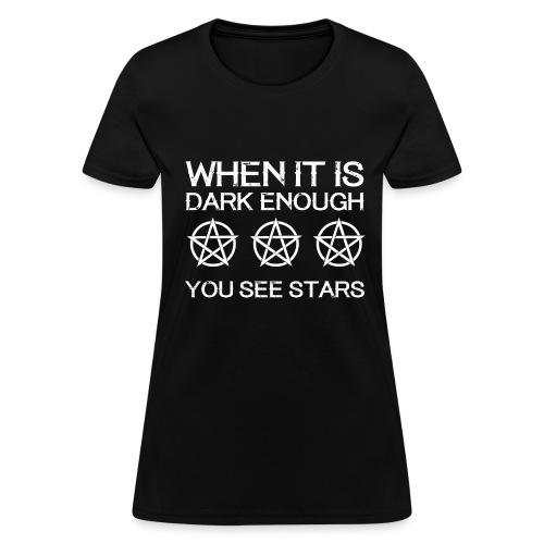 Dark Stars Women's T-Shirt - Women's T-Shirt