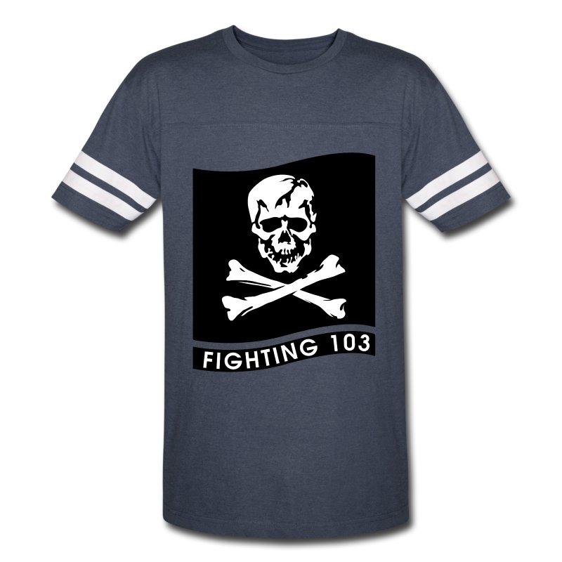 Vfa 103 jolly rogers t shirt spreadshirt for Ez custom t shirts