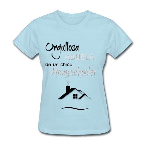 Orgullosa abuela (niño) - Women's T-Shirt