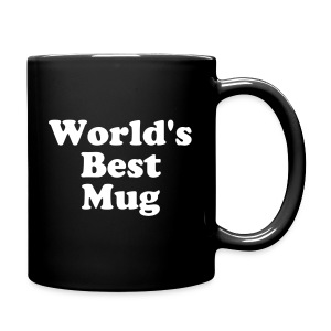 World's Best Mug - Full Color Mug