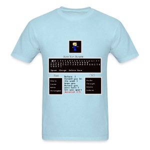 Create A Character - Men's T-Shirt
