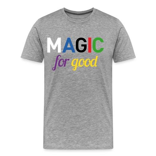 Magic for Good Gold - Men's Premium T-Shirt
