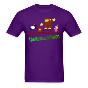 The Rescue - Men's T-Shirt
