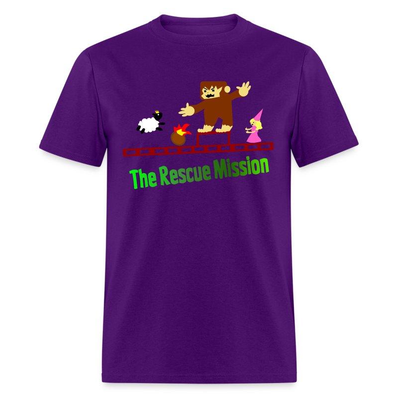 The Rescue - Men's T-Shirt