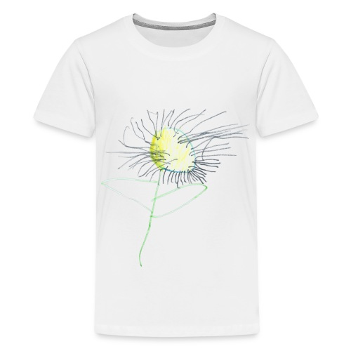 Sunflower by Charlie - Kids' Premium T-Shirt