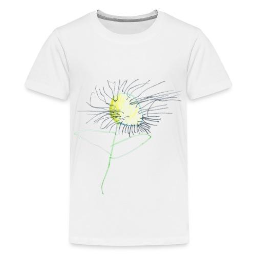 Sunflower by Charlie - Kids' Premium T-Shirt