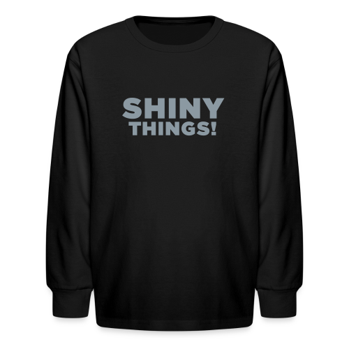 Shiny Things. Funny ADHD Quote