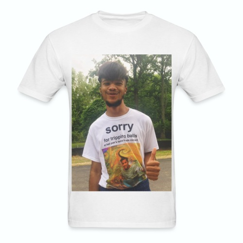 Sorry For Tripping Balls 2 - Men's T-Shirt