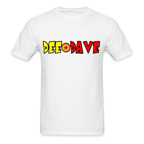 DEE DAVE  - Men's T-Shirt