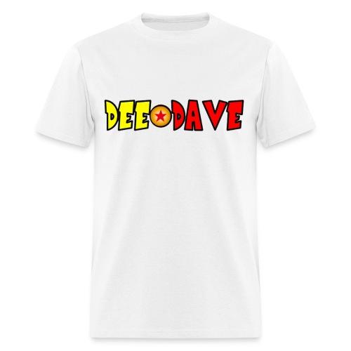 DEE DAVE  - Men's T-Shirt