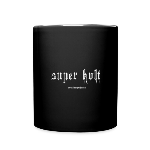 Super Kvlt coffee cup - Full Color Mug