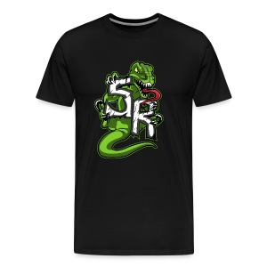 Sacred Raptor Official logo shirt - Men's Premium T-Shirt