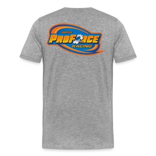 Official V8SCOPS 2016 T-Shirt (Black) - Men's Premium T-Shirt