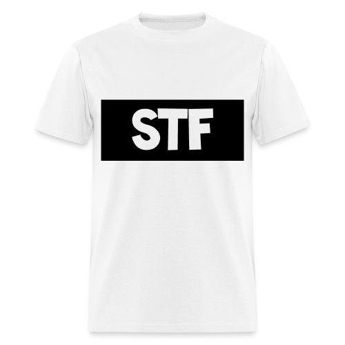 White Silkythefresh T-Shirt For Men - Men's T-Shirt
