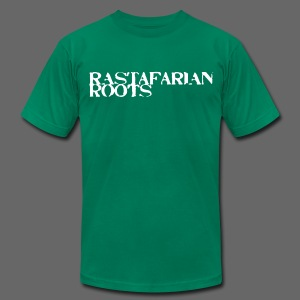 Rastafarian Roots - Men's Fine Jersey T-Shirt