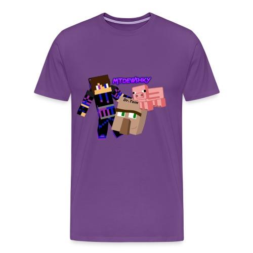 MTdewshky T-shirt - Men's Premium T-Shirt