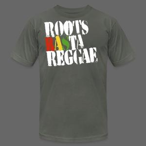 Roots Rasta - Men's Fine Jersey T-Shirt