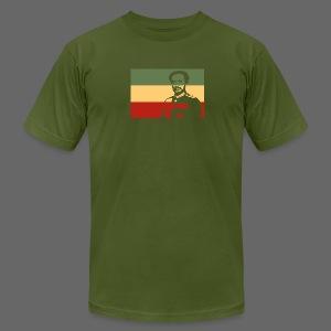 Rasta Army - Men's Fine Jersey T-Shirt