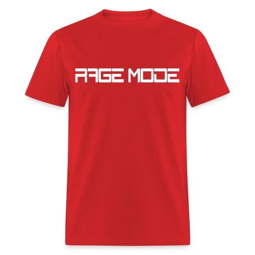 Light 'Rage Mode' Design - Men's T-Shirt