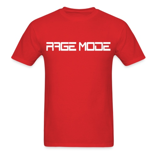 Light 'Rage Mode' Design - Men's T-Shirt