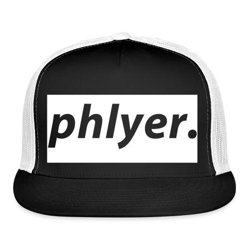 BOX PHLYER - Trucker Cap