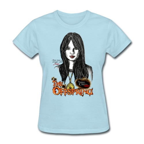 The Offspring 13 Tribes of Cain book t-shirt - Women's T-Shirt