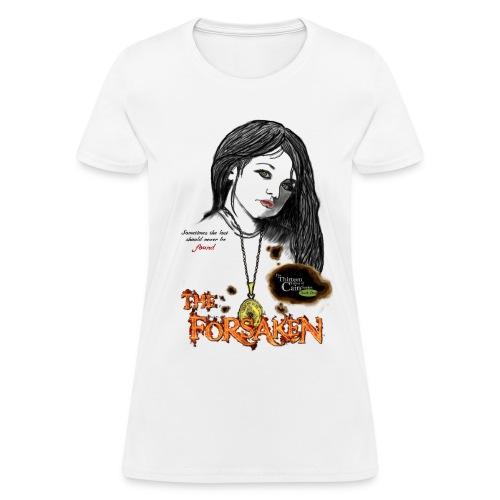 The Forsaken 13 Tribes of Cain book t-shirt - Women's T-Shirt